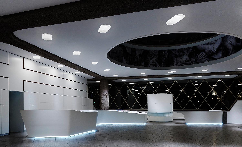 rol lichttechnik gmbh domforum k ln. Black Bedroom Furniture Sets. Home Design Ideas