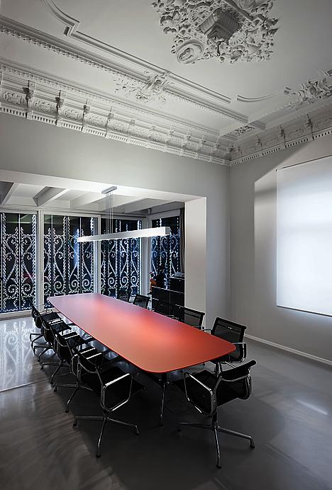 rol lichttechnik gmbh villa luise siegburg. Black Bedroom Furniture Sets. Home Design Ideas
